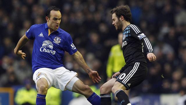 Neville wants Donovan back at Everton