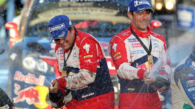 Loeb wraps up New Zealand Rally