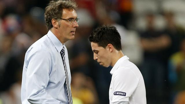 Nasri in foul-mouthed rant at journalist