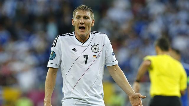Germany upbeat over Schweinsteiger