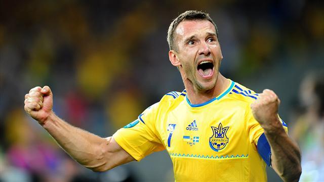 Shevchenko considering new deals