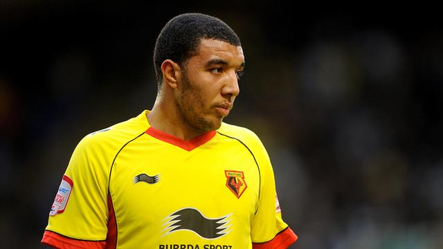 Watford's Deeney jailed for affray