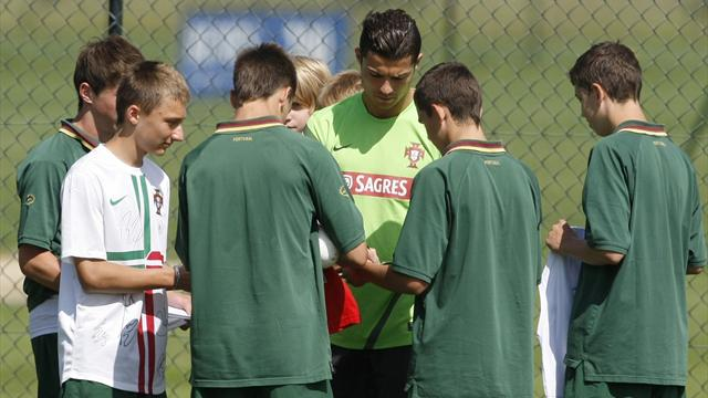 Ronaldo rejects Spain claims