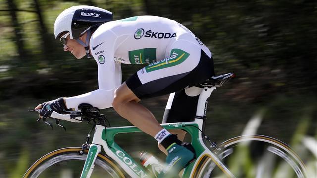 Tour de France: White jersey guide