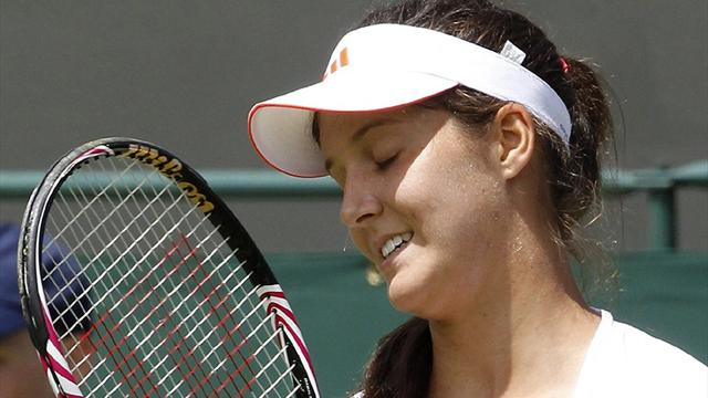 Doughty Robson defeated by Schiavone