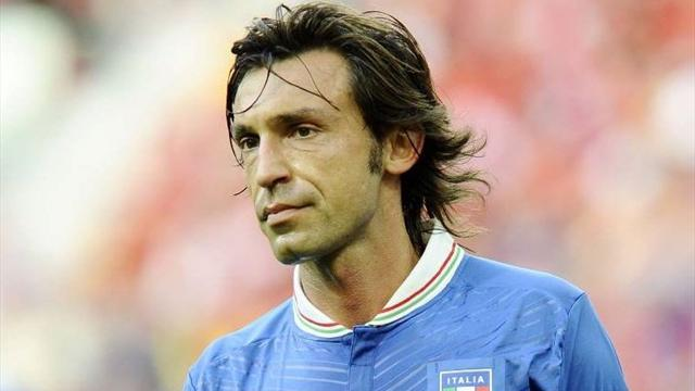 Modest Pirlo plays down ability