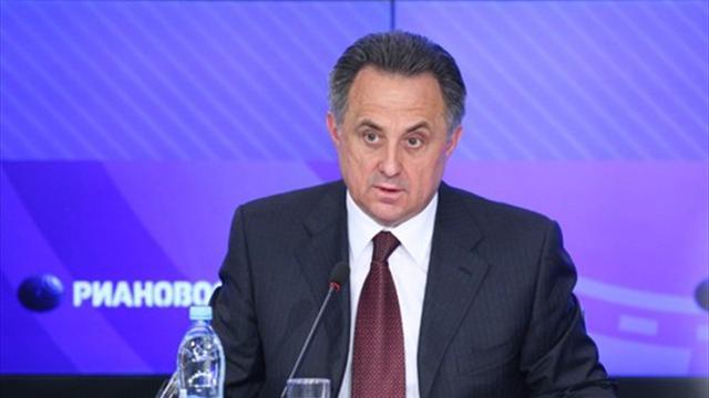Мутко: «Передайте привет мэру Сочи, чемпионата мира там не будет»