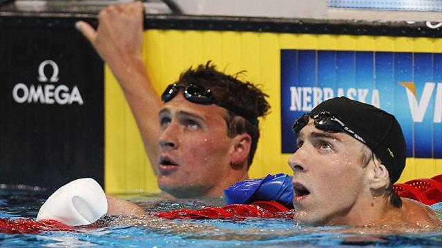 Phelps and Loche provide epic preview