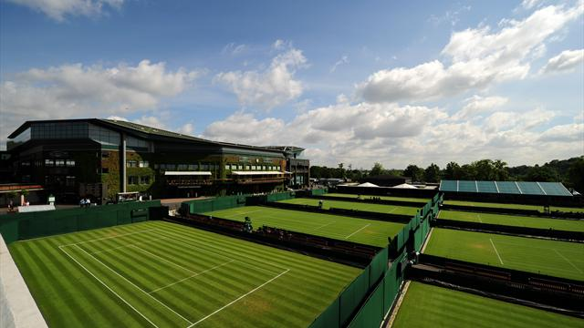 Order of play for Day 1 at Wimbledon: Novak Djokovic and Garbine Muguruza in action