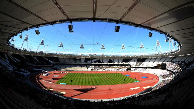 Olympic Stadium - The Games Venue Guide