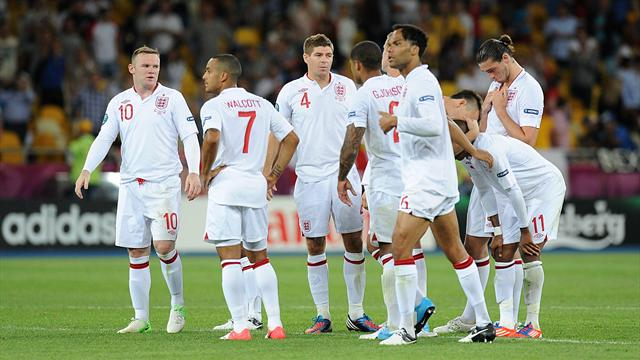 England flops set for ranking boost