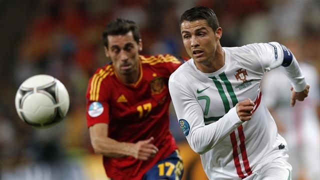 Spain 0-0 (4-2) Portugal