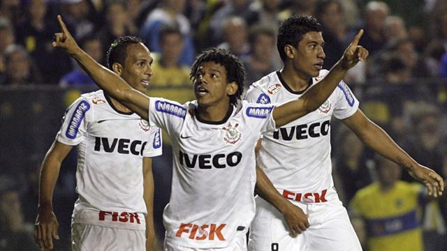 Corinthians ready to make history