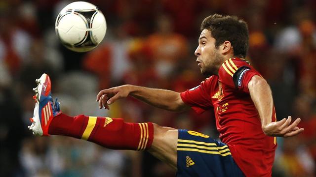 Barcelona strike Jordi Alba deal