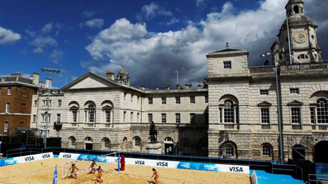 Horse Guards Parade - The Games Venue Guide