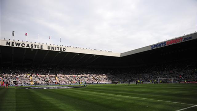 Newcastle Live Site - The Games Venue Guide