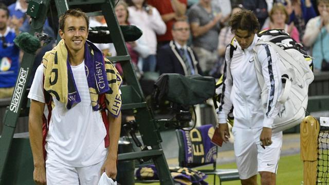 Who is Nadal-conqueror Lukas Rosol?