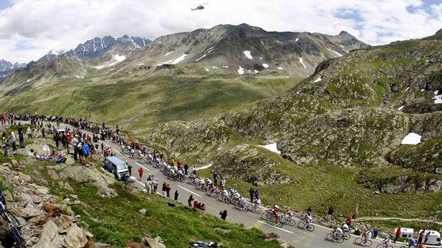 Alle Anstiege und Bergwertungen der Tour 2017