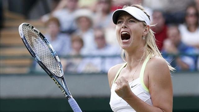 Sharapova to carry Russian flag at Olympics