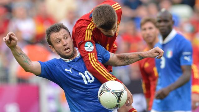 Испания - Италия: перед матчем