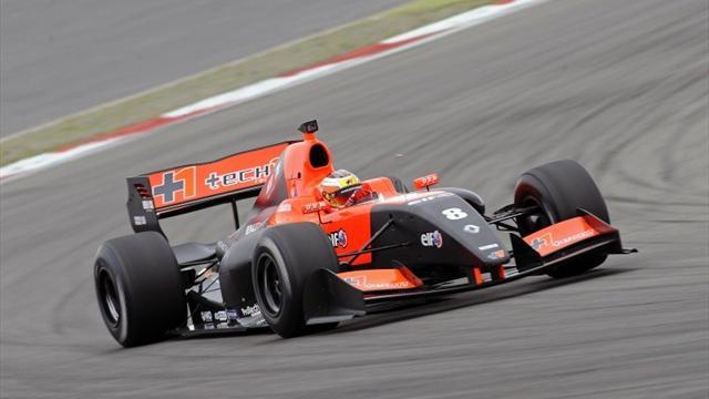 Bianchi takes commanding win