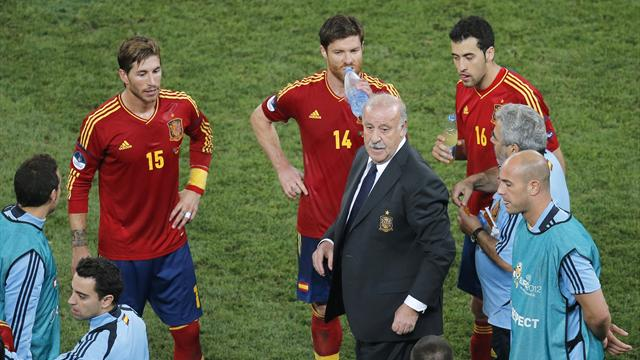 Del Bosque credits academies for success