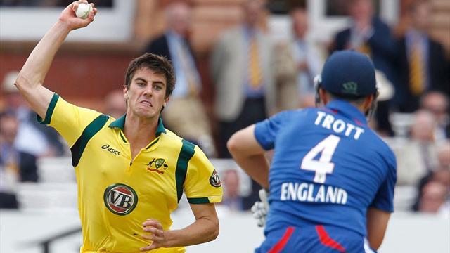 Cummins ruled out of ODI series