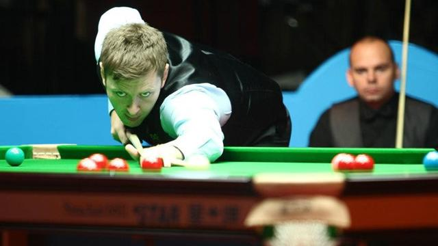 Walden sinks maximum man Bingham to win Wuxi final