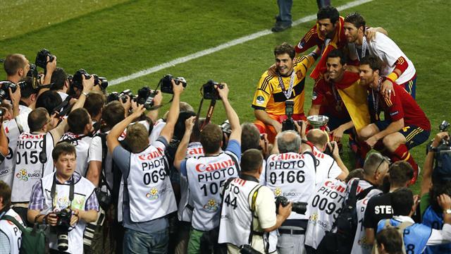 Euro 2012 Power Rankings: Spain reign supreme