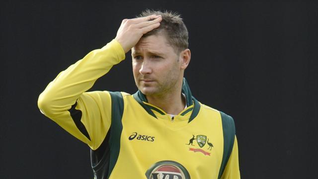 Clarke rallies Australia as top ranking under threat