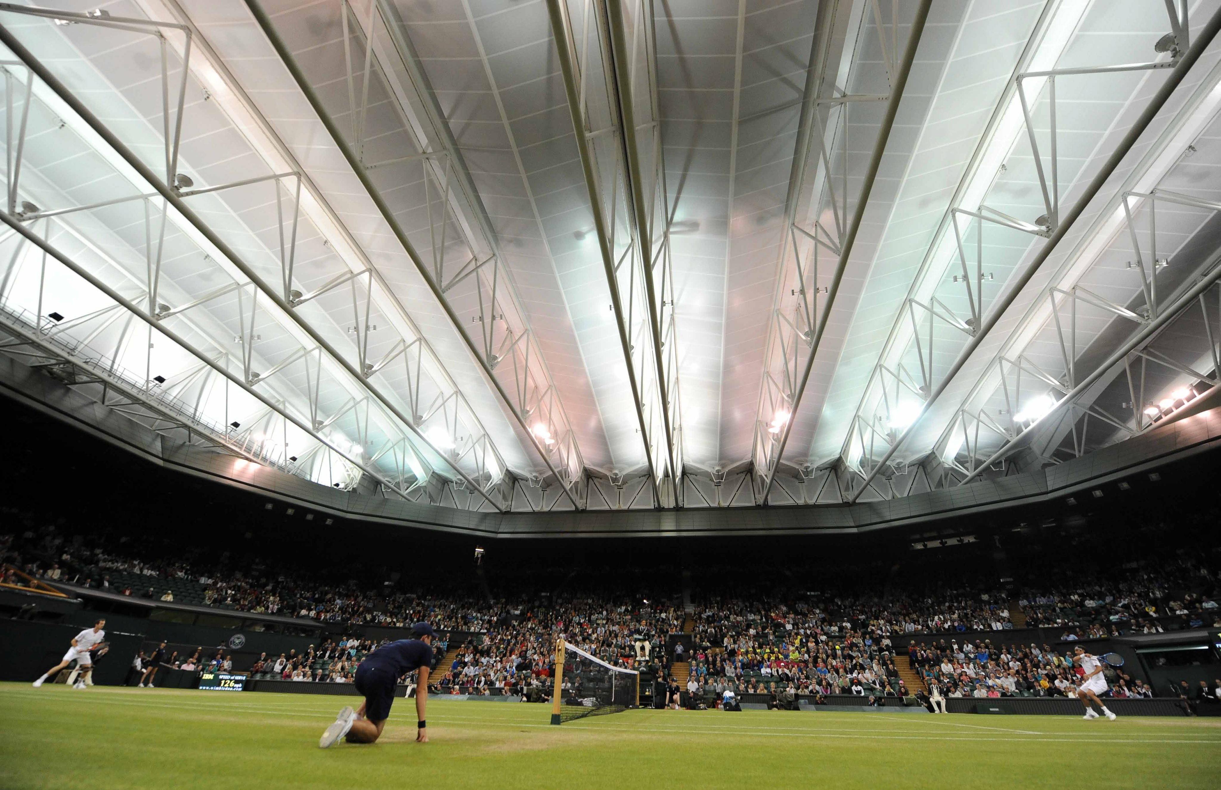Wimbledon Merkez Kort