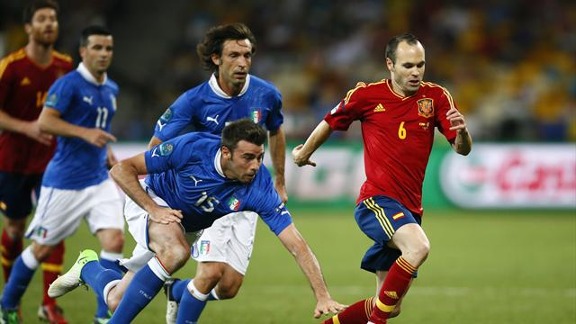 Euro 2012'nin en iyisi Iniesta