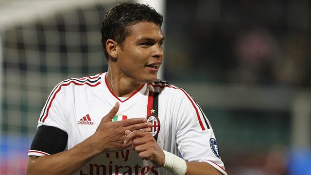Milan tie Silva to new contract