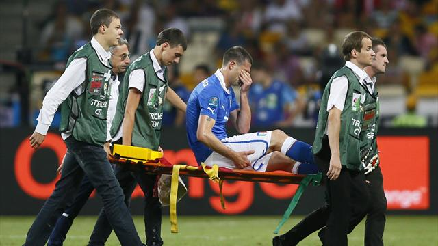 Motta out for at least a month