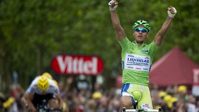 Sensational Sagan doubles up at Tour de France