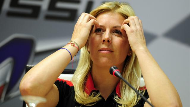F1 test driver De Villota loses eye after accident