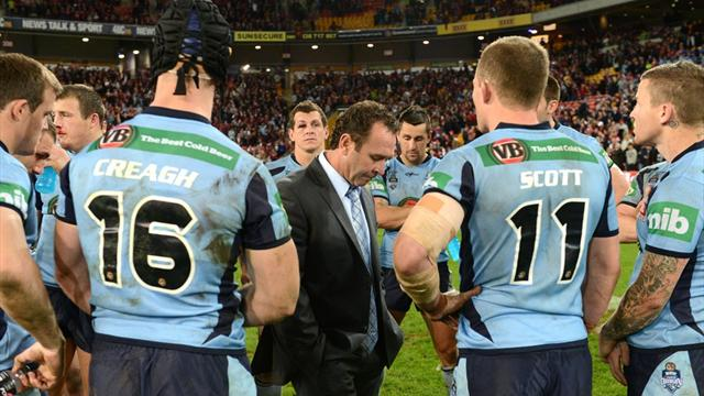 Stuart hints he might stay on as NSW coach