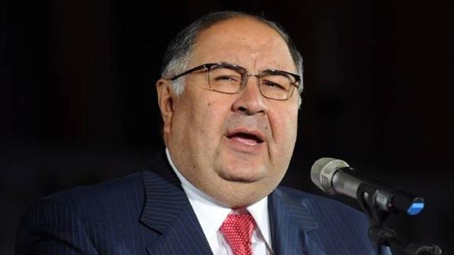 Financial Times: Усманов предложил 1,17 миллиарда евро за контрольный пакет акций «Арсенала»