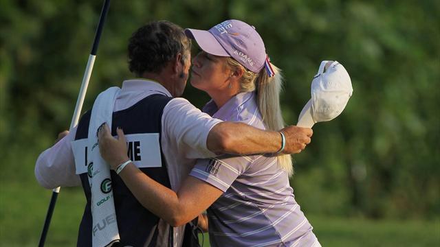 Lincicome shares US Women's Open lead