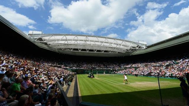Wimbledon moved back a week