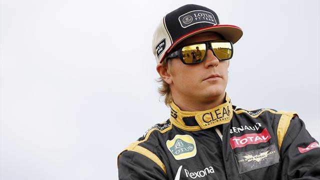 Raikkonen 'on Ferrari's radar for 2012'