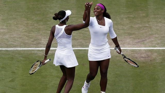 Williams sisters target Wimbledon double