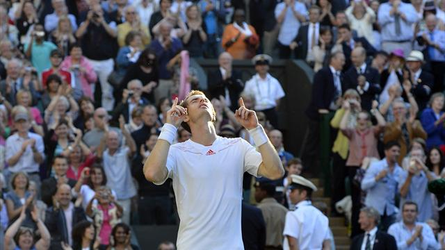 Tearful Murray makes history to reach final