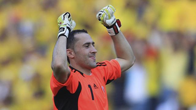 Nice call off Ospina Besiktas sale