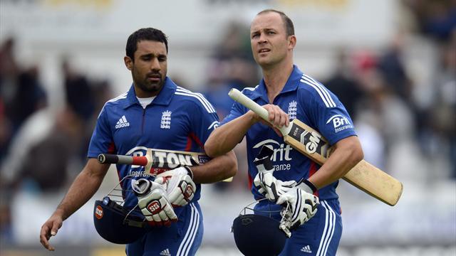 England coast to series win over Australia