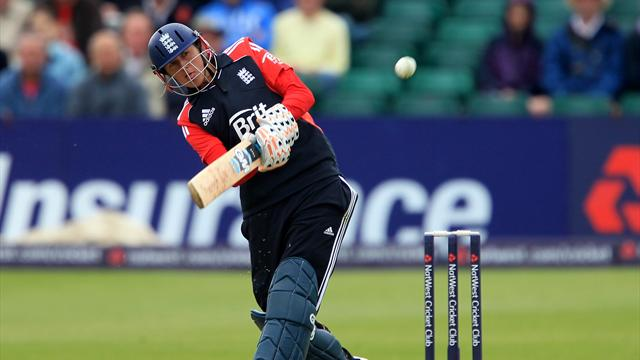 England women hold off India challenge
