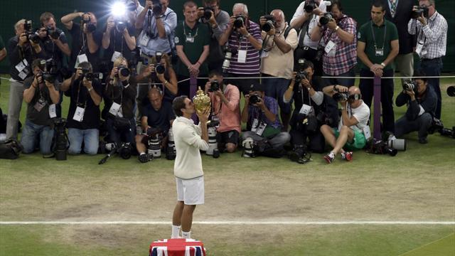 List of Wimbledon men's singles champions