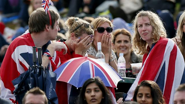 Long-suffering Brits endure more Wimbledon heartache