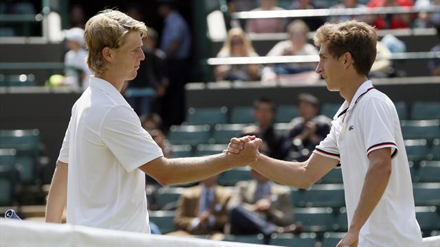 Aussie Saville loses boys' Wimbledon final