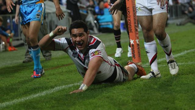 Hurrell in doubt for Warriors